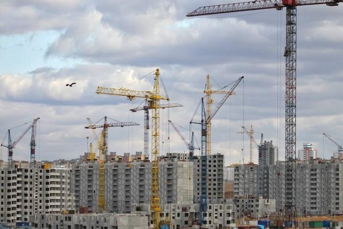 Московская область — российский лидер по вводу жилья в первом полугодии 2013 года