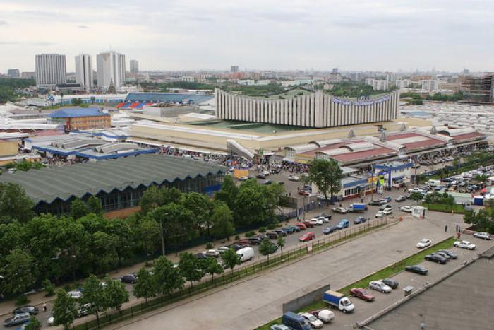 На бывшем Черкизовском рынке начинается строительство жилья