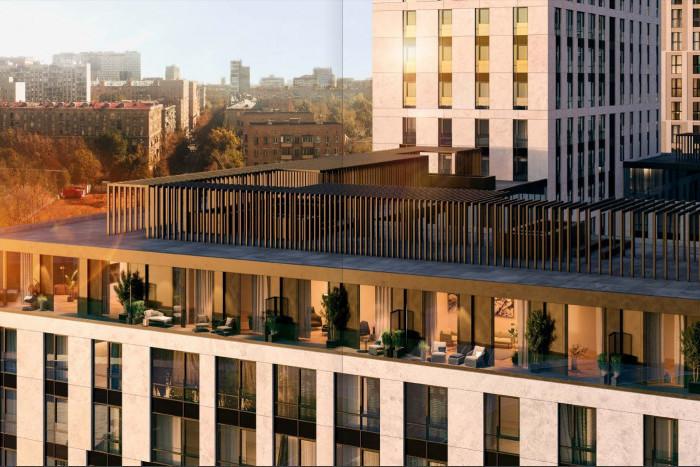 """На рынок выведен новый дом в жилом комплексе """"iLove"""""""