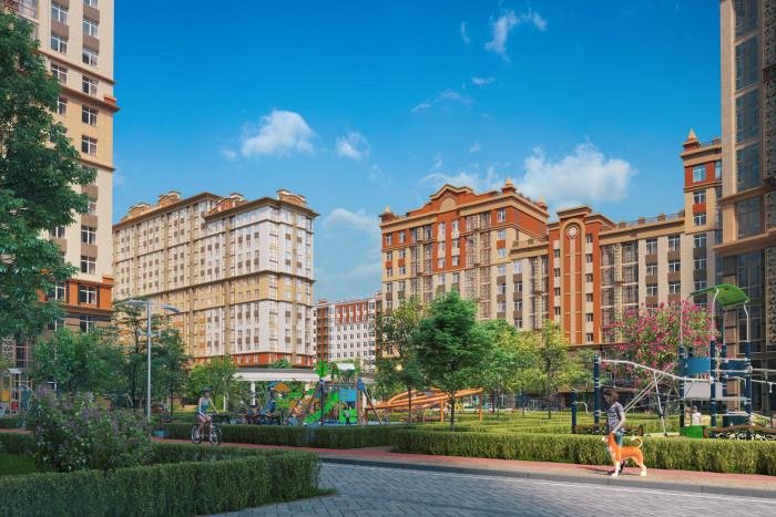 """На рынок выведен новый дом в жилом комплексе """"Рассказово"""""""