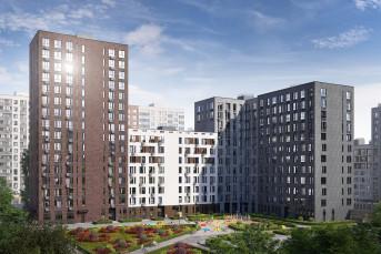 """На рынок выведен новый дом в жилом комплексе """"Скандинавия"""""""