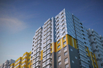 """На рынок выведен новый дом жилого комплекса """"Бригантина"""""""