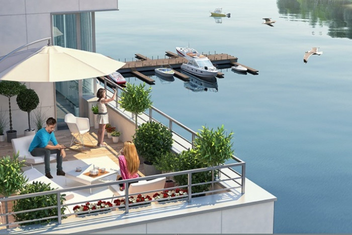 """На рынок выведен новый объем квартир в ЖК """"Ривер Парк"""""""