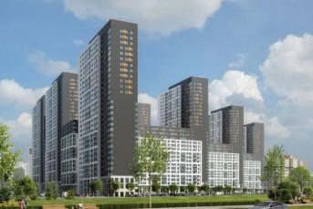 """На рынок выведены квартиры в двух корпусах ЖК """"Оранж Парк"""""""