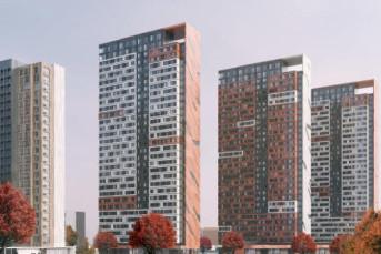 """На рынок выведены квартиры в двух корпусах ЖК """"Преображение"""""""