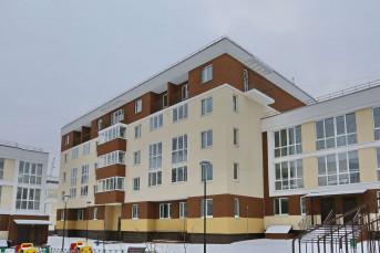 """На рынок выведены квартиры в новом доме жилого комплекса """"Малина"""""""