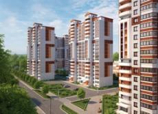 """На рынок выведены квартиры в первом корпусе ЖК """"Ольгино Парк"""""""