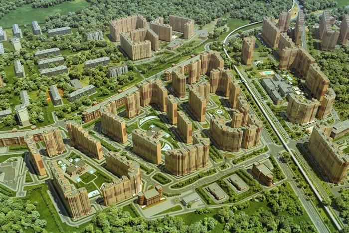 """На рынок выведены квартиры в новом корпусе """"Новограда Павлино"""""""