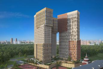 """На рынок выведены квартиры в жилом комплексе """"КутузовGRAD"""""""