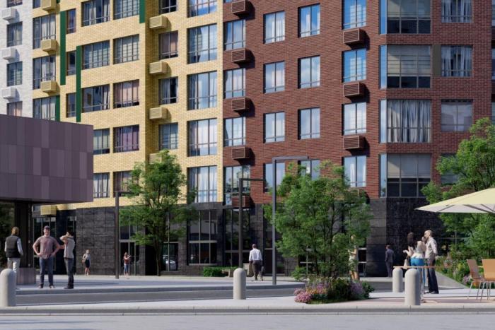"""Началась продажа квартир в новом корпусе жилого комплекса """"Датский квартал"""""""
