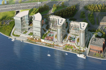 """Началась продажа видовых квартир в жилом комплексе """"Aquatoria"""""""