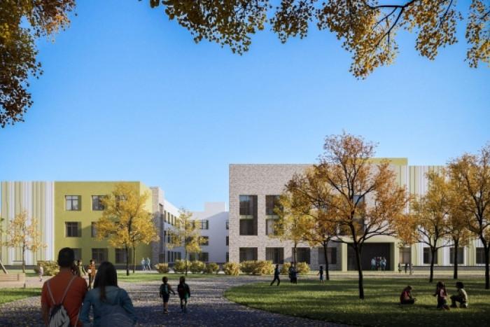 Одобрен проект школы на 1150 мест в Красногорске