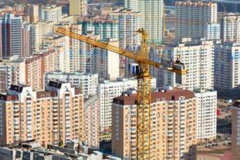Подмосковье – лидер по вводу жилья среди регионов РФ