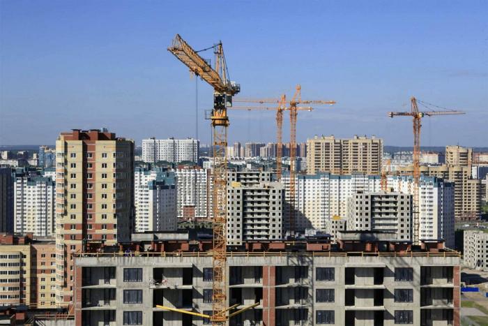 Подмосковье стало российским лидером по вводу жилья