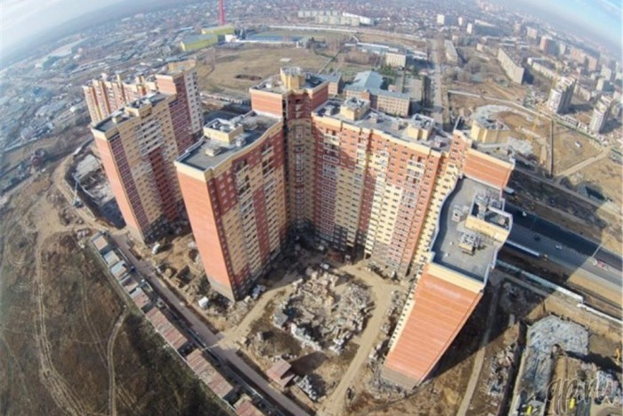 """Проблемный жилой комплекс """"Весенний"""" готовится к вводу в эксплуатацию"""