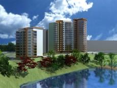 """Проект ЖК """"Высокий берег"""" получил одобрение властей"""
