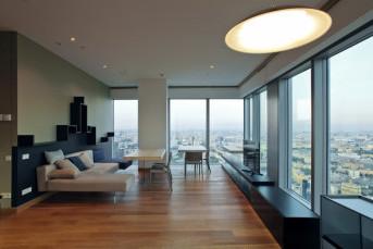 Рынок апартаментов Москвы вырос за год наполовину