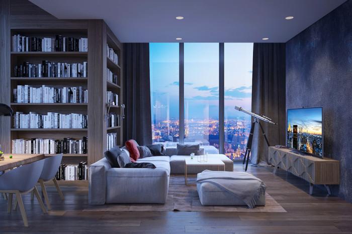 Спрос на апартаменты в Москве в первом квартале заметно снизился