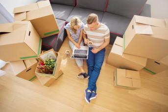 Спрос на квартиры в мае сократился на 20%