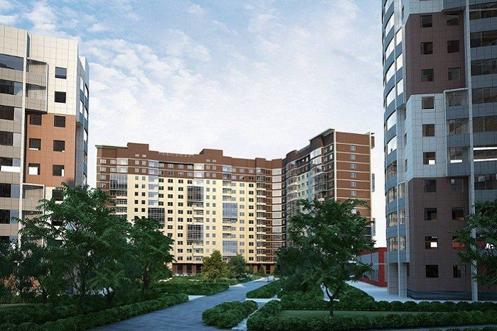 Стартовали продажи квартир в ЖК «Хлебникоff»