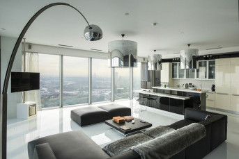 Стоимость столичных апартаментов растет, а квартир ― падает