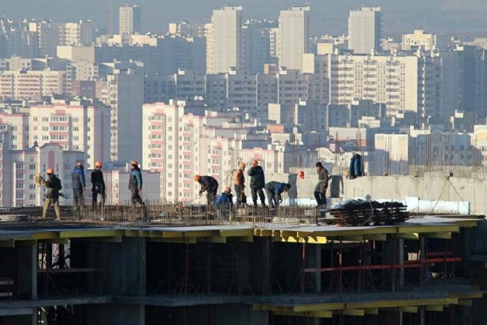 В 2014 году в Москве планируется сдать 8.7 млн. квадратов жилой недвижимости