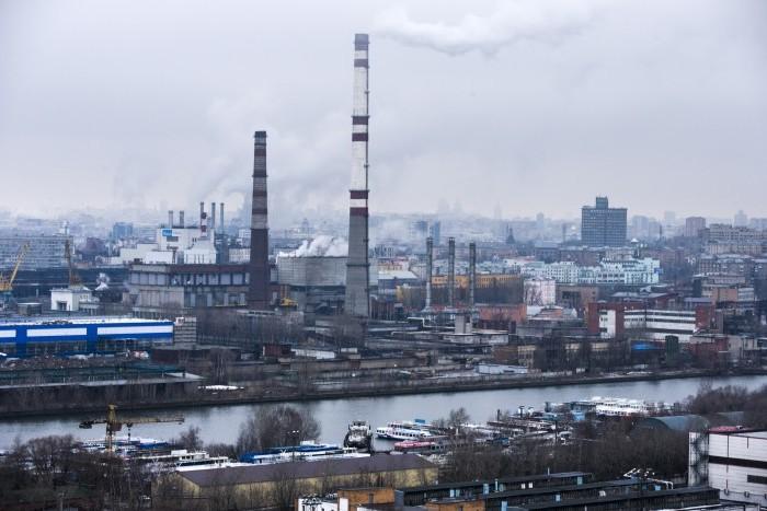 """В 2015 году в промзонах Москвы построят более 2.2 млн. """"квадратов"""" недвижимости"""
