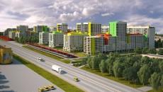 """В Балашихе введен в эксплуатацию жилой комплекс """"Акварели"""""""
