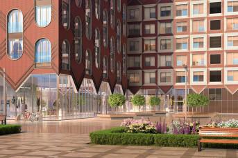 """В эксплуатацию введены первые дома в жилом комплексе """"ЗИЛАРТ"""""""