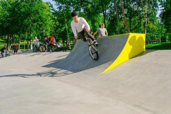 """В """"Испанских кварталах"""" появится скейт-парк"""