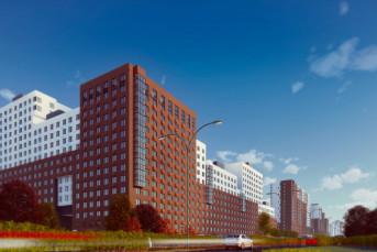 В Люберецком районе появится новый жилой комплекс