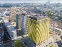 В МФК Савеловский Сити началось строительство 46-этажной башни