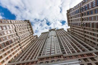 В Москве строят самые высокие дома в России