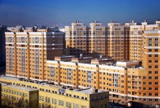 В новом микрорайоне Царицыно идет заселение квартир