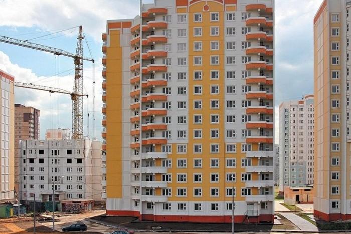 В Одинцово построят многоэтажный жилой дом