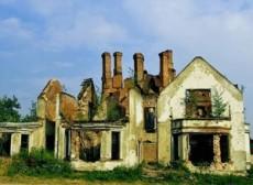 В Подмосковье на продажу выставлены руины старых усадебных комплексов