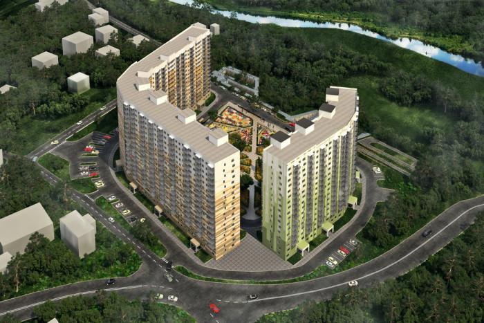 В подмосковном Пушкино появится новый жилой комплекс