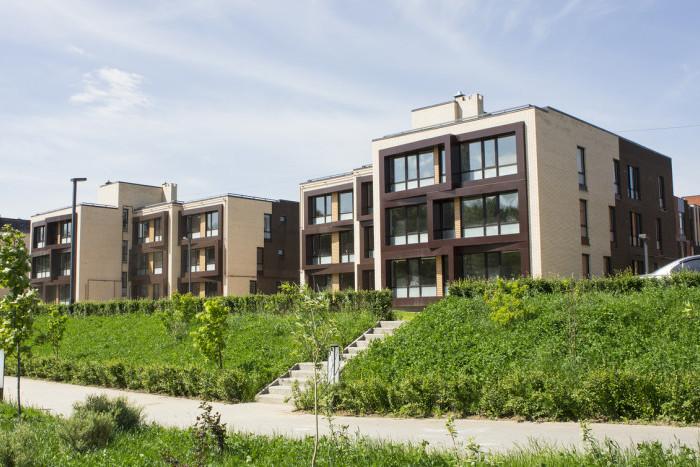 В подмосковском долгострое сдали дом на 144 квартиры