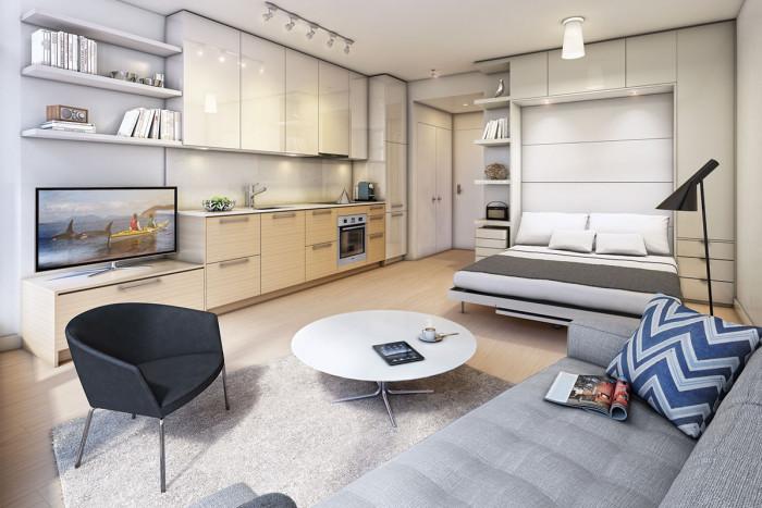 В Подмосковье запретили строить квартиры менее 28 кв. м