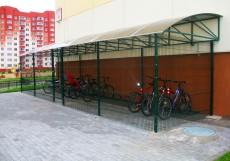 В подвалах жилых домов в Москве могут оборудовать велопарковки