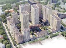 """В Пресненском районе появится жилой квартал """"Redside"""""""