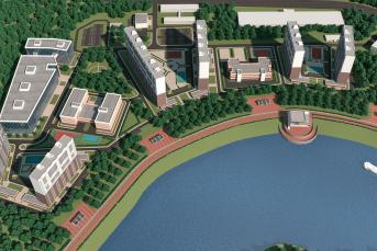 В районе Печатники появится новый жилой комплекс