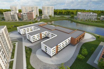 В Рассказовке построят школу на 2100 мест