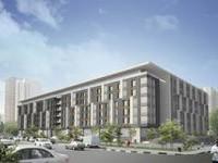 В СВАО началось строительство апарт-комплекса