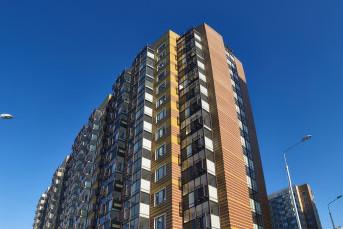 В СВАО завершено строительство жилого дома
