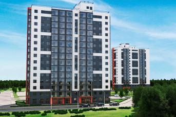 """В жилом комплексе """"Десятка"""" на рынок выведен новый объем квартир"""