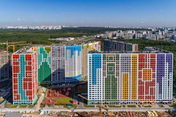 """В жилом комплексе """"Эталон-Сити"""" завершено строительство второй очереди"""