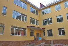 "В жилом комплексе ""Головино"" до конца года откроется школа"