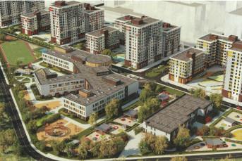 """В жилом комплексе """"Испанские кварталы"""" начинается возведение школы"""