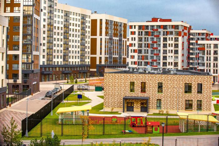 "В жилом комплексе ""Испанские кварталы"" сдан детский сад"